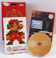 Nintendo Wii - 25th Anniversary Jubiläumsedition Soundtrack + Anleitung + OVP