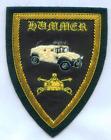 Am General Humvee Hummer Staff Unit Scout Truck War Battle Patch Gulf Storm JLTV