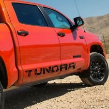 Toyota TUNDRA 2016 TRD sport side stripe graphics decal Wild Style