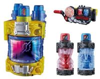 NEW Bandai Kamen Rider Build DX Genius Full Bottle & DX Build Driver Set Japan