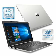 "NEW HP 17.3"" i5-8250U-3.4GHz/24GB Memory/1TB HD/Windows 10/Backlit Keyboard/DVD"