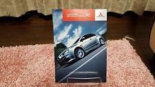 2009 MITSUBISHI Lancer Evolution Ⅹ Brochure JAPAN Prospekt Japanese JDM