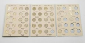 48 Coins Nat'l Parks 2010-2015 Quarter Collection Set Mostly Complete *762