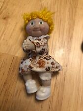 Vintage Mini Cabbage Patch Style Clip-on Hugger Doll ~ Ships FREE