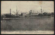 Cpa Dunkerque - Amiral Villaret de Joyeuse des chargeurs réunis