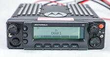 Motorola XTL5000 UHF 380-470MHz Astro25 mobile w/ Black O5 Head Only