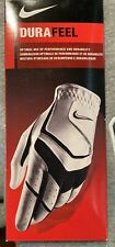 Nike Durafeel Golf Glove - Four (4) Men's Right Small Gloves