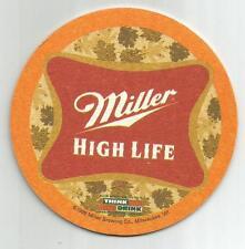 16 Miller Lite Autumn Theme  Beer Coasters