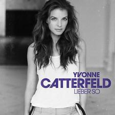 * Lieber So von  Yvonne Catterfeld CD (2015) The Voice of Germany Mitglied