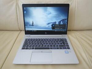"""HP Elitebook 840 G5 14"""" Full HD Intel i5-8250U 8GB Ram 256GB SSD"""