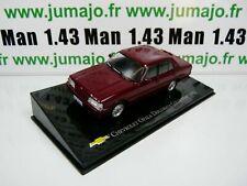 CVT2G voiture 1/43 IXO Salvat BRESIL CHEVROLET : Opala Diplomata Collectors 1992