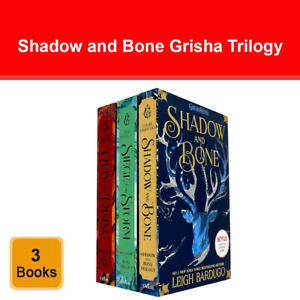 Shadow and Bone Grisha Trilogy Series 3 Books Collection Set by Leigh Bardugo