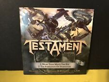 Rare Promo-Testament-More Than Meets The Eye-2008-CD-Heavy Metal