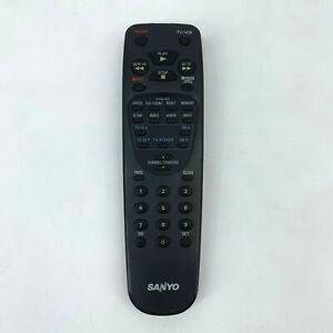 Sanyo VWM-650 Genuine VCR Remote Control OEM