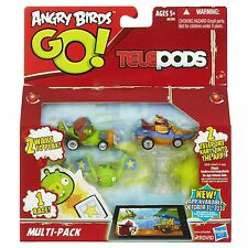 New Angry Birds Go! Telepods Multi-Pack - FREE SHIPPING