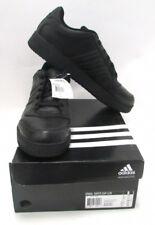 san francisco 413ab b0097 Adidas Super Cup Black Basketball Shoes Sz 18 NWT