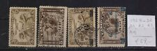 ! Canada 1928-1932. Air Mail Stamp. YT#A1,A2,A3,A4. €59.00 !