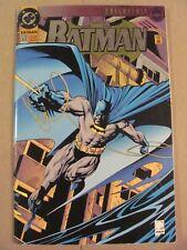 Batman #500 DC Comics Collector's Edition Die-Cut Foil Cover Bane 9.2 Near Mint-