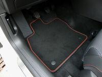 Original Lengenfelder Fahrer- Fußmatte für Seat Leon 5F / FR / Cupra +SPORT+ NEU