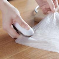 Mini Portable Snacks Bag Hand Pressure Heat Sealer Food Vacuum Sealing Machine