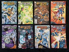 Booster Gold DC Comic Books 1-8 Green Lantern Joker Blue Beetle Superman App Lot