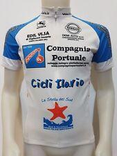 MAGLIA SHIRT CICLISMO CICLI ILARIO GIORDANA TG.S CYCLING BIKE JERSEY CYCLE ES592