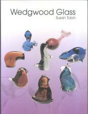 BRAND NEW : WEDGWOOD GLASS : Book by Susan Tobin  : SIGNED BY THE AUTHOR