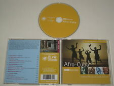 THE ROUGH GUIDE TO/AFRO-CUBA/VARIOUS ARISTS(RGNET 1070CD) CD ALBUM
