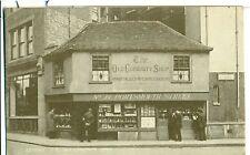 POSTCARD LONDON  Old curiosity Shop
