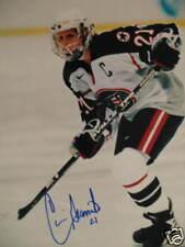 CAMMI GRANATO U.S. Womens Hockey Gold Medal Winner Autographed 8x10 Photo