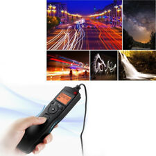 Digital LCD Timer Shutter Release Remote for Canon 5DIV 5D Mark III 6D 7D 50D UK