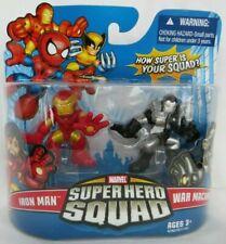 Marvel Superhero Squad - Iron Man & War Machine Action figure