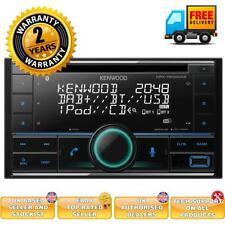 Kenwood Car/Van CD/MP3 Aux USB iPod/iPhone DAB Bluetooth Stereo Spotify Alexa