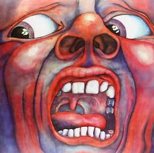 LP KING CRIMSON IN THE COURT OF THE CRIMSON VINILE