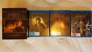 The Hobbit 3d Box Set Extended Edition 1080p