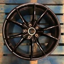 "20"" Porsche Cayman Boxster S 982 982601025J Alloy Wheel 10J x 20 Genuine"