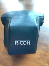 VINTAGE ORIGINAL RICOH XR-1 35MM CAMERA SNAP ON CASE ONLY