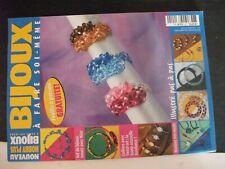 **cc Revue Bijoux à faire soi même n°4 Set de bijoux noués avec Wire - Twist Art