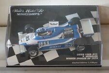 Minichamps Ligier Ford JS11 P. Depailler Winner Spanish GP 1979