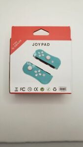 Joy Pad Teal Joy Con Controllers For Nintendo Switch L&R Wireless Wired