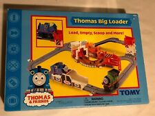 "TOMY 2001 Thomas & Friends ""Thomas Big Loader"" Train Play-set *NEW*"