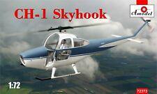Amodel 1/72 Model Kit 72373 Cessna CH-1 Skyhook Helicopter