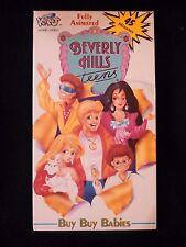 Beverly Hills Teens Buy Buy Babies VHS 1990 New Sealed