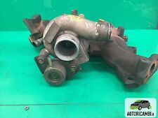 TURBO TURBINA OPEL ASTRA G1998 > 2003 1.7 CDTI 16V TURBOCOMPRESSORE 49173-06501