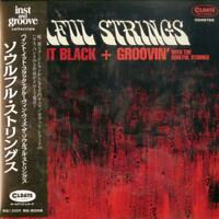 SOULFUL STRINGS-PAINT IT BLACK + WITH THE SOULFUL STRINGS-JAPAN MINI LP CD C94