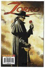 Zorro 14 Francesco Francavilla Cover Signed Matt Wagner Autographed Combined