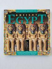 Ancient Egypt Ultimate Explorer Activity Set Book + Egyptology Interactive Book