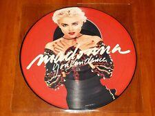 "MADONNA YOU CAN DANCE *RARE* 12"" PICTURE DISC VINYL LP 1987 SIRE PROMO MAD-1 LTD"
