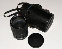 EXC! Carl Zeiss Sonnar HFT lens 2.8/135 mm Rollei QBM mount
