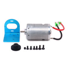 Adjustable Motor Amount+540 Motor w/Fan For Rc Model Car 1/18 Wltoys A959 A969